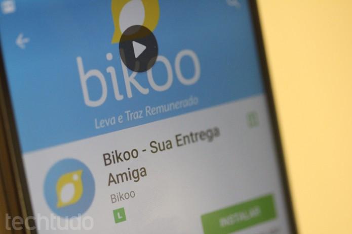 Como usar o Bikoo para fazer entregas e ganhar dinheiro aproveitando rotas e entregas (Foto: Melissa Cruz / TechTudo)