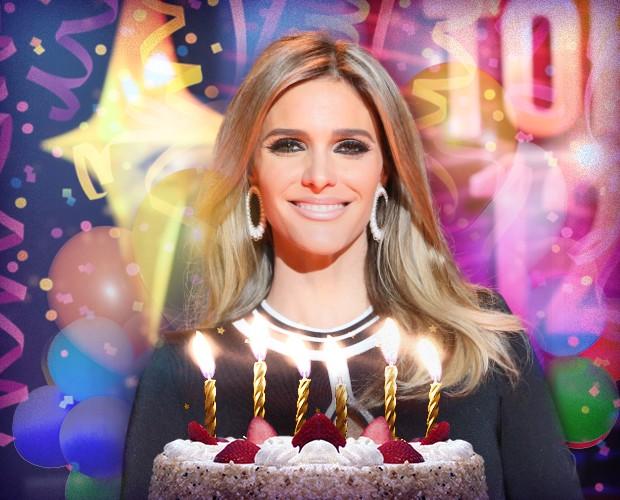 Hoje é dia de comemorar muito! Feliz aniversário, Fê Lima (Foto: Gshow)