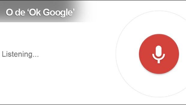 cartela ok google (Foto: Divulgação/Google)