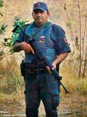 Soldado O. Filho passa bem (Foto: Francisco Coelho/Focoelho.com)