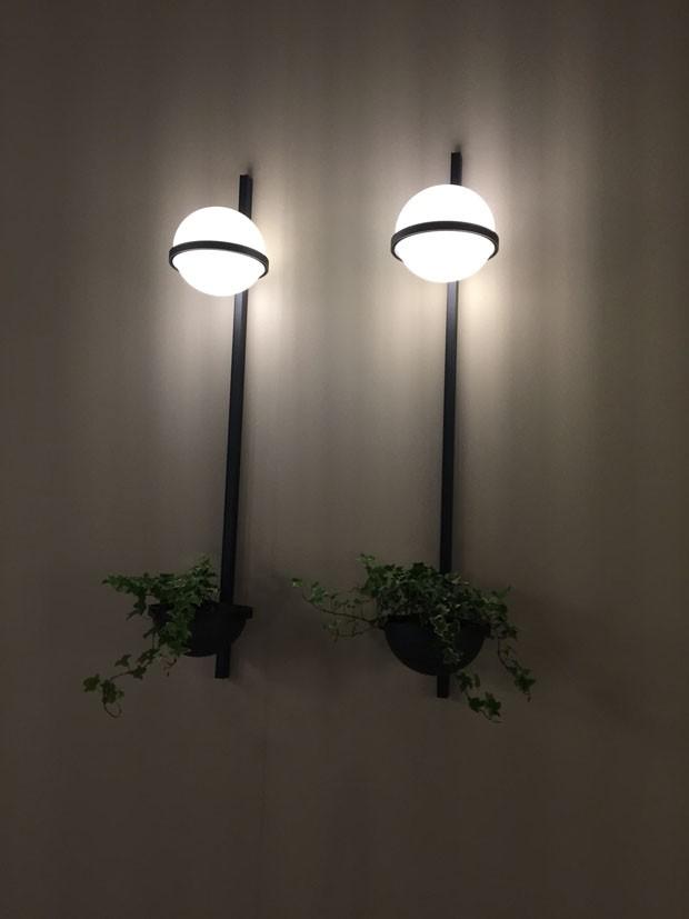 Milão 2017: Euroluce mostra as tendências de iluminação para o ano (Foto: Adriana Frattini)