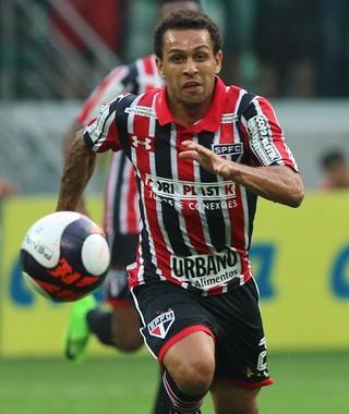 Palmeiras x São Paulo Wellington Nem (Foto: Rubens Chiri/saopaulofc.net)