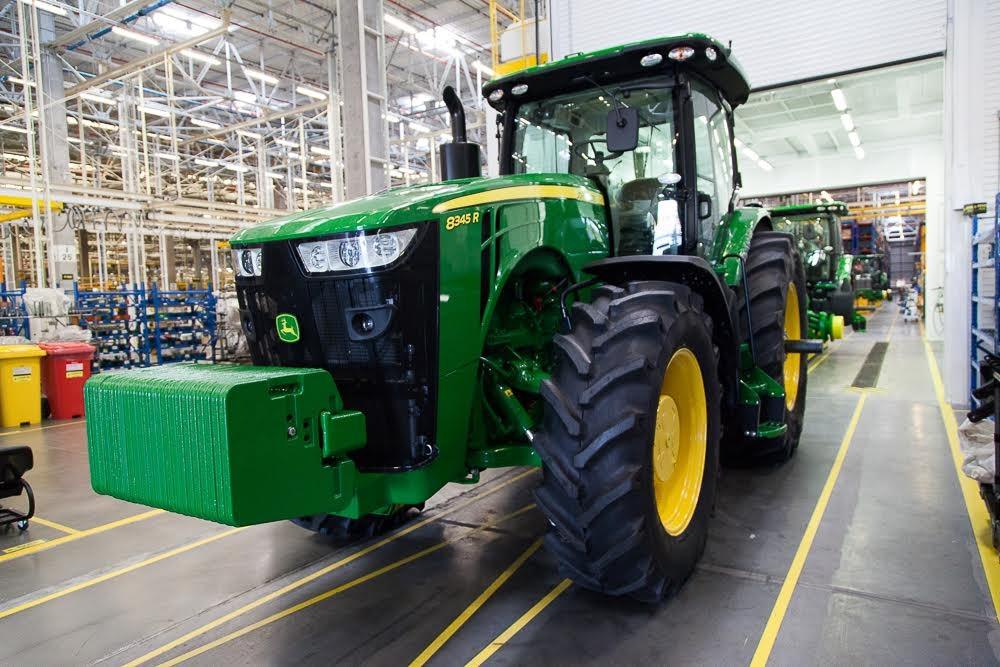 maquinas-agricolas (Foto: Raphael Salomão)