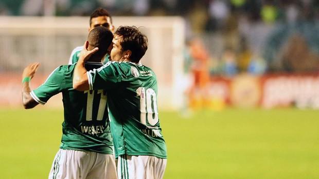 Valdivia Palmeiras (Foto: Marcos Ribolli)