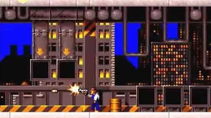 Lethal Weapon para o Super Nintendo traz uma experiência razoável baseada no filme mesmo que não seja memorável (Foto: Reprodução/YouTube)