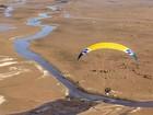 Piloto realiza sonho de infância e sobrevoa o Rio Tietê da nascente à foz