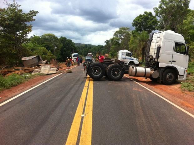 acidente estradas