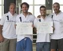 """Flávio Canto e Daniel Dias se tornam embaixadores da Laureus: """"Prazer"""""""