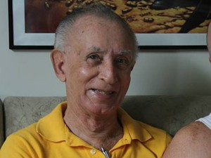 Deodato Borges morreu aos 80 anos (Foto: Mike Deodato Jr./Arquivo Pessoal)