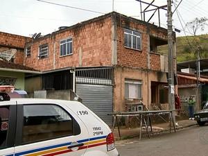 homicídio Juiz de Fora (Foto: Reprodução/TV Integração)