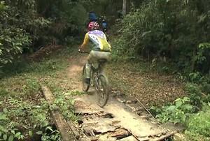 Estadual de Mountain Bike Acre (Foto: Reprodução/TV Acre)