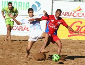 Vila Velha Aracruz futebol de areia ES (Foto: Pauta Livre/Divulgação)
