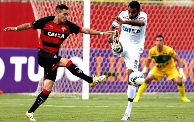 Caio Vitória e Chapecoense Brasileirão (Foto: Agência Getty Images)