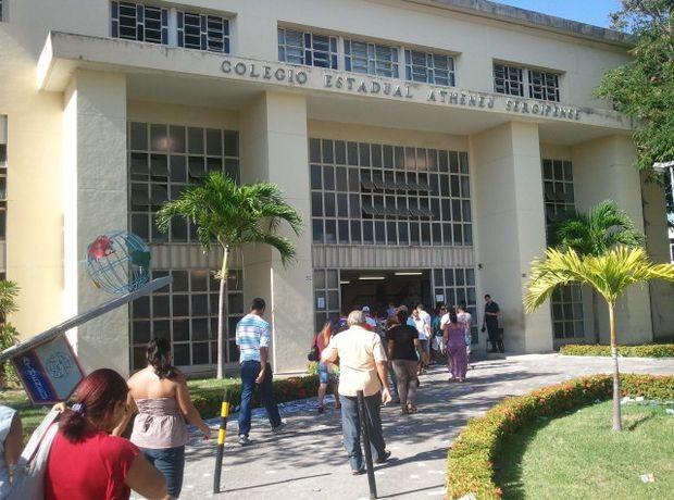 Mais de 1,3 milhão de eleitores devem ir às urnas em Sergipe (Foto: Marina Fontenele/G1 SE)