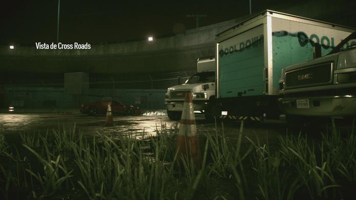 Saiba encontrar os pontos de observação no novo Need for Speed (Foto: Reprodução/Felipe Vinha)
