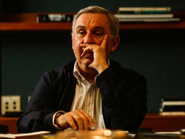 Empresário José Carlos Bumlai (Foto: Gabriela Biló/ Estadão Conteúdo)
