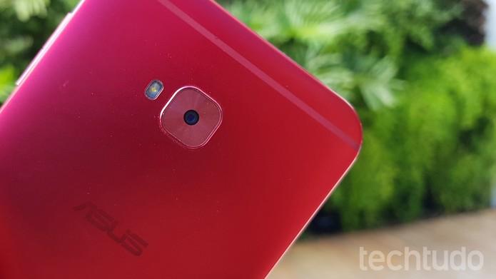 Zenfone 4 Selfie Pro (Foto: Ana Marques/TechTudo)