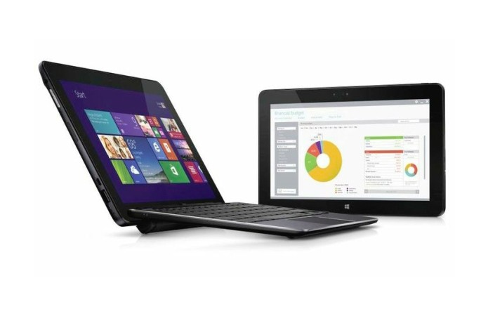 Dell Venue 11 Pro vem com Windows 8.1 completo e pode ser usado como ultrabook através de dock com teclado (Foto: Divulgação/Dell)