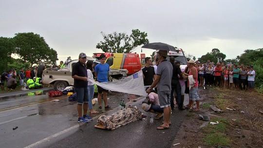 Uma pessoa morre e sete ficam feridas em acidente na BR-364 em MT