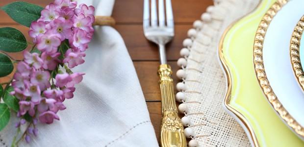 Um almoço para celebrar a primavera (Foto: Michele Moll / divulgação)
