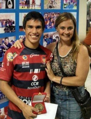 Com 'coração amapaense', atleta sonha em implantar rugby no estado (Foto: Reprodução/Facebook)
