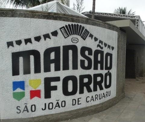 Confira a programação completa da 'Mansão do Forró' em Caruaru, PE (Foto: Lafaete Vaz/ TV Asa Branca)