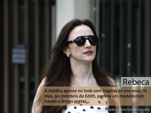 Rebeca (Foto: Amor à Vida/TV Globo)