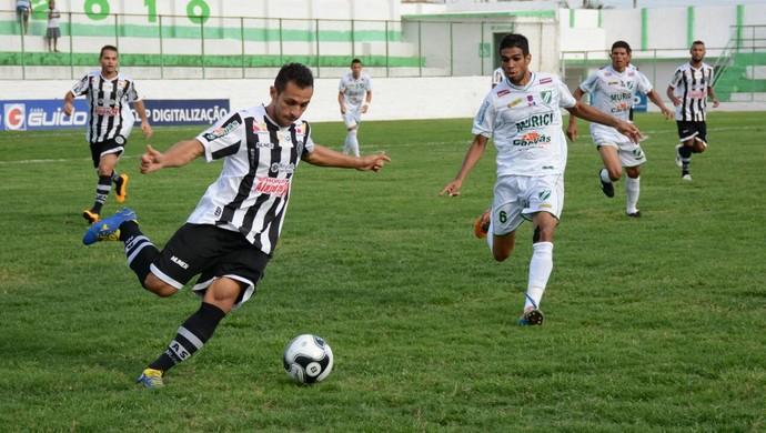 Murici x ASA, Campeonato Alagoano (Foto: Jailson Colácio/ Divulgação Murici)