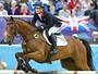 Prata em Londres, neta da rainha do Reino Unido fica fora da disputa no Rio
