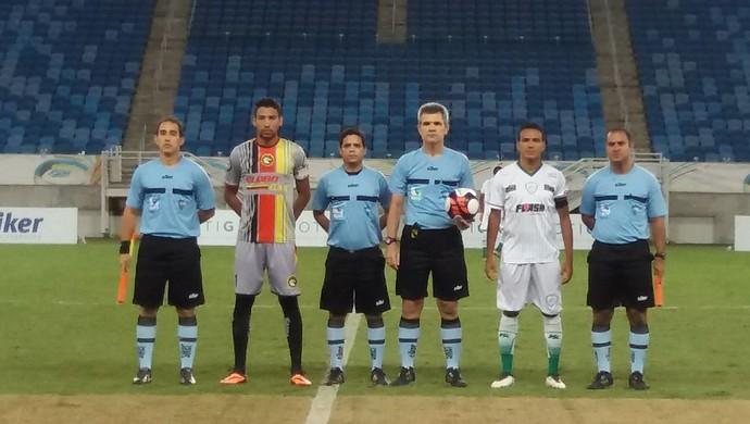 RN - Alecrim x Globo FC - Estadual (Foto: Diogenes Baracho/ Alecrim FC)