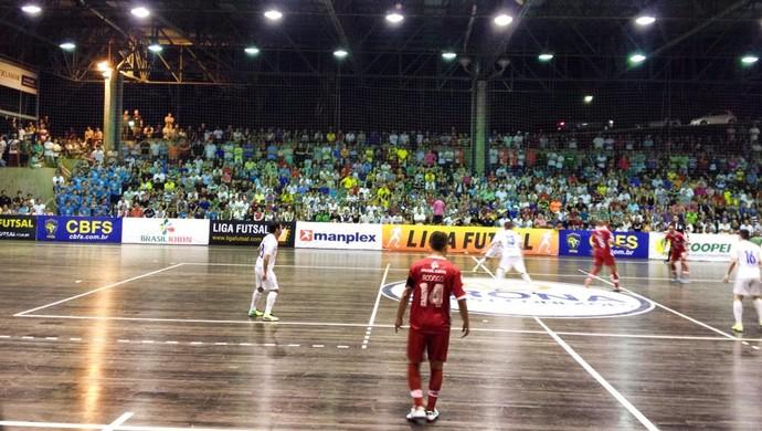 Rodrigo Blumenau Sorocaba Liga Futsal (Foto: Divulgação/Sorocaba)