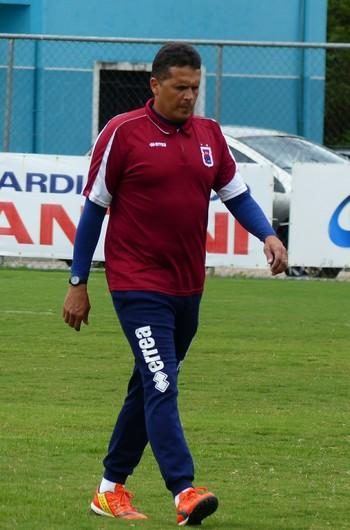 Claudinei Oliveira Paraná (Foto: Thiago Ribeiro)
