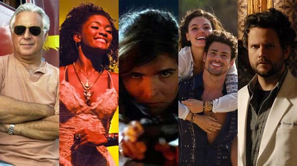 Cinco minisséries viram filmes que são exibidos em duas partes na volta do festival Luz, Câmera 50 Anos (Foto: Globo)