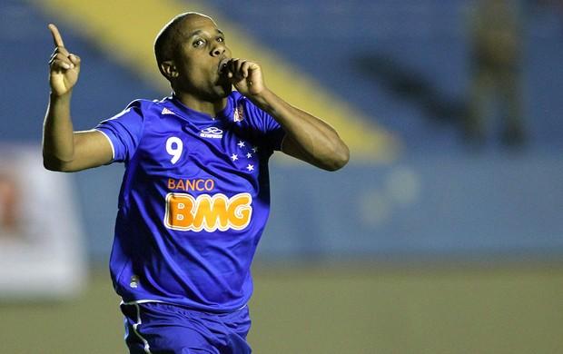 Borges, Atlético-GO x Cruzeiro (Foto: Agência Reuters)