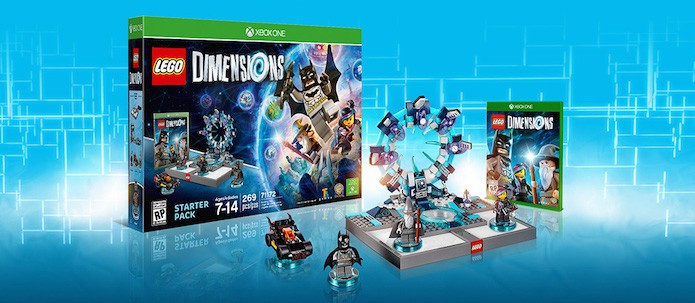 Lego Dimensions: game terá pacotes inspirados em Os Simpsons, Portal e Scooby Doo (Foto: Reprodução)