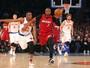 Com gritos da torcida em Nova York, Heat vence Knicks liderado por Wade