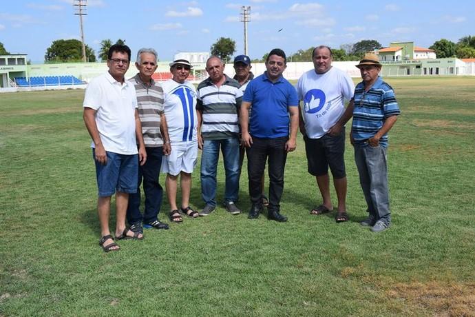 Reunião Comercial-PI (Foto: Otávio Neto)