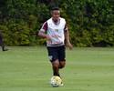 Wellington disputa jogo-treino no CT e se aproxima do retorno no São Paulo