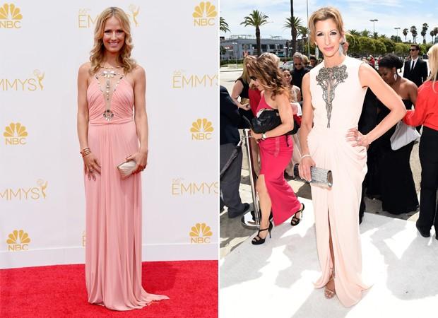 Os modelos escolhidos por  Brooke Anderson e Alysia Reiner (Foto: Getty Images)