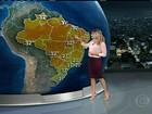 Previsão para próximos dias é de muita chuva no litoral do Nordeste