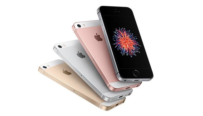 iPhone SE é um bom substituto para iPhone 5s e 5C (Foto: Reprodução/Elson de Souza)