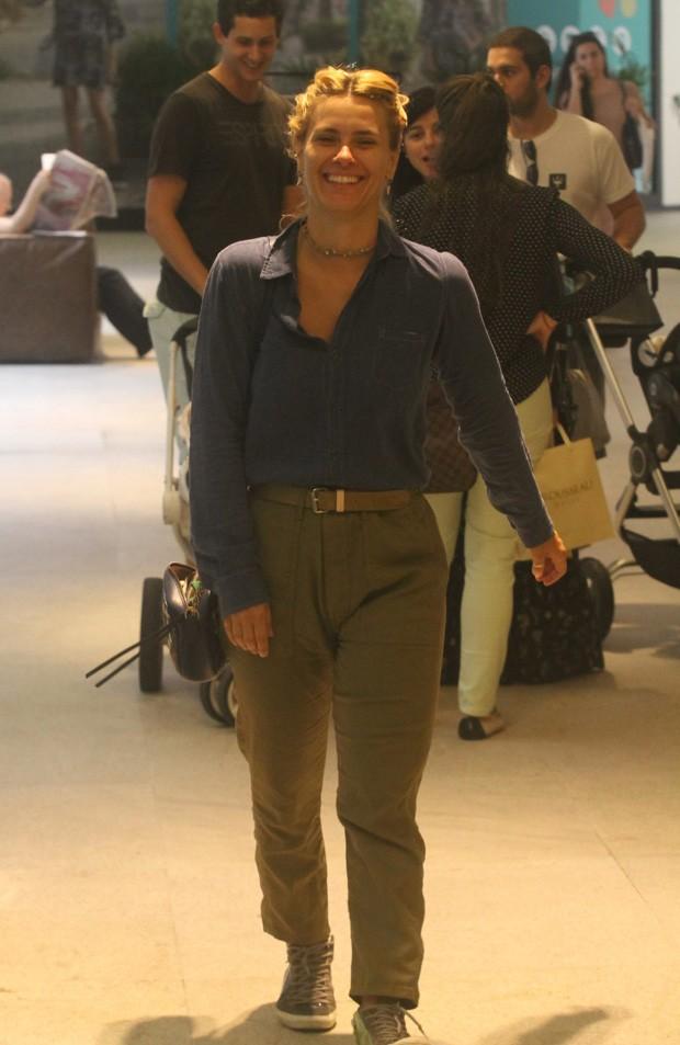 Carolina Dieckmann (Foto: Daniel Delmiro / AgNews)