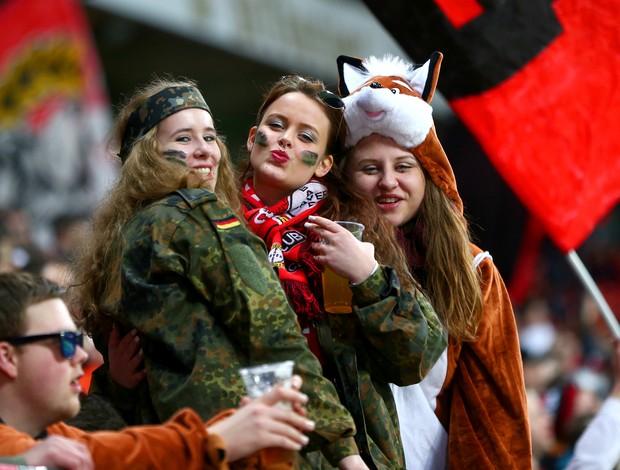 Torcida Carnaval Bayer Leverkusen Bayern de Munique