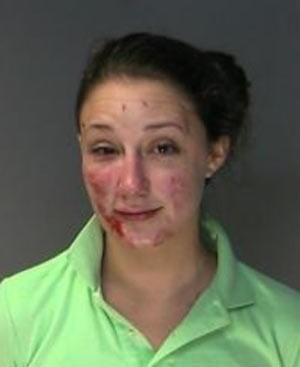 Sophia Anderson foi presa por dirigir bêbada. (Foto: Divulgação)