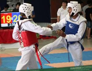 1º Campeonato Acreano de Duplas de Taekwondo  (Foto: Andreia Ribeiro/Arquivo Pessoal)