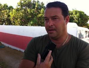 Roberto Fernandes deve acompanhar clássico das cabines (Foto: Matheus Magalhães/GLOBOESPORTE.COM)