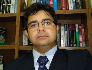 Presidente do TJD (MA), Megbel Abdalla (Foto: Megbel Abdalla / Divulgação)