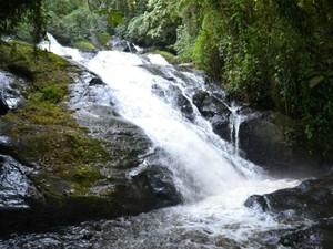 Cachoeira do Juquiazinho em Tapiraí (Foto: Divulgação/ Prefeitura de Tapiraí)