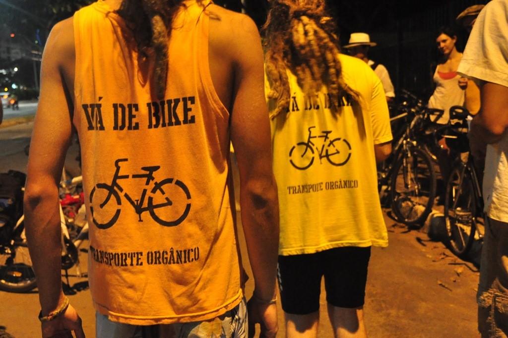 vá de bike movimento massa crítica salvador (Foto: Divulgação)