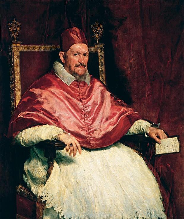 Retrato do papa Inocêncio X 1650 O realismo chocou o papa. O pintor Francis Bacon reproduziu a obra obsessivamente (Foto: Divulgação)